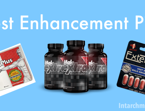 The Best Male Enhancement Pills of 2020 | Top [5] Sex Pills That Work