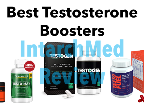 Best Testosterone Booster Supplements 2019-2020 | Top (5) Results