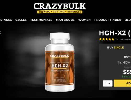 HGH-X2 Review (2020) | An HGH Pill with no Side Effects?