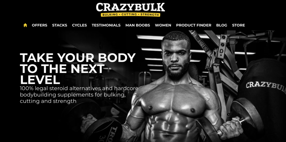 Crazy Bulk 2019 Review | The Best Legal Steroids? Find Out Here!