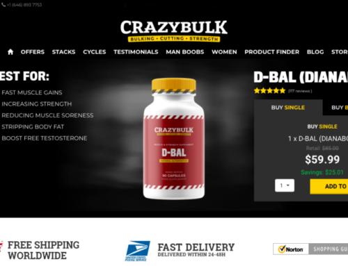 D-BAL Review (Update Summer 2021) From Crazybulk – Is it still the Best?