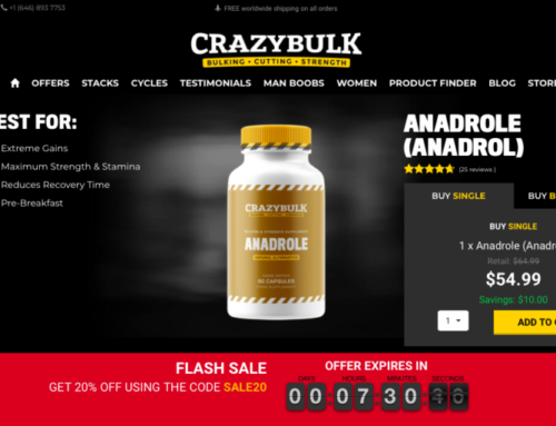 Anadrole Review (Summer 2021!) | Anadrole – Oxymetholone (Anadrol) difference!