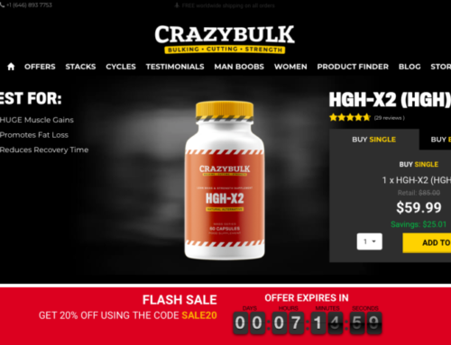 HGH-X2 Review ( May 2021) | An HGH Pill with no Side Effects?