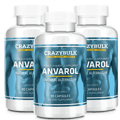 Anvarol Review (CrazyBulk) | Natural Substitute for Anabolic Anavar