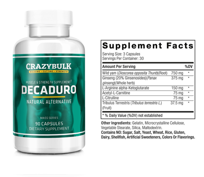 crazybulk-decaduro-supplement-facts