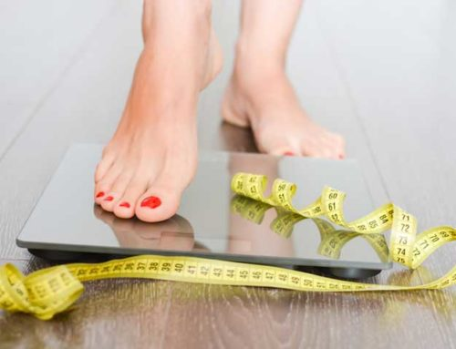 Body weight fluctuation during the day. Why?