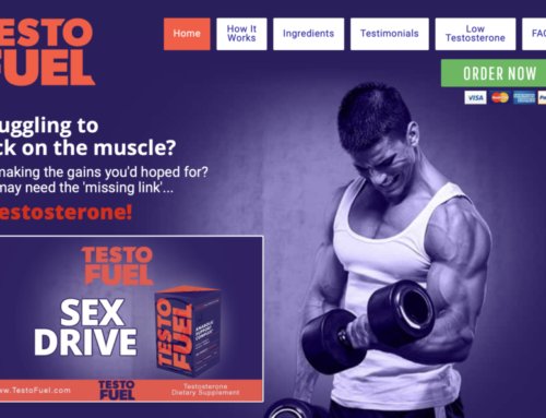 "Testofuel 2019 Review | ""Boosting Testosterone""- Safe or Not?"