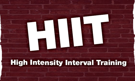 HIIT-exercise