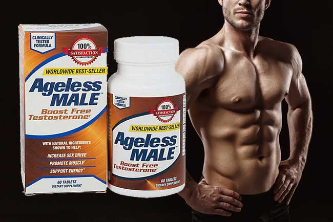 Ageless-male-supplement-review