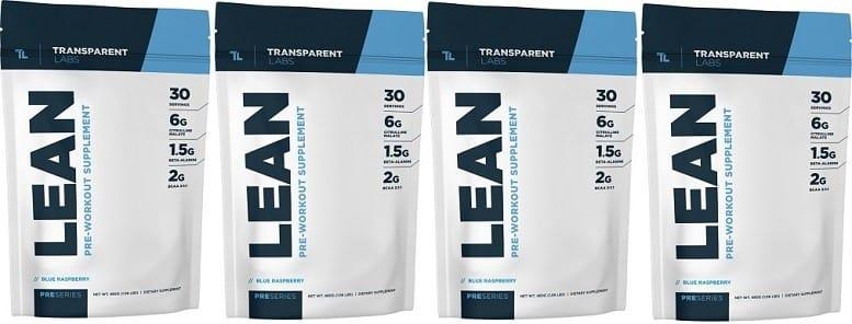 Transparent-Labs-Lean-Pre-Workout