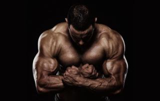best-natural-methods-increasing-hgh-bodybuilder-big-lean-muscular-arms-shoulders