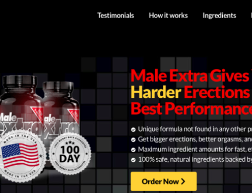 Male Extra Review | The Best #1 Male Enhancement Pill