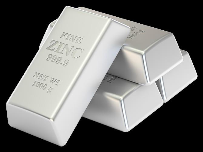 zinc-brick