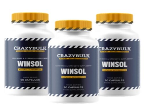Winsol – Review May 2021! (Legal Anternative to anabolic Winstrol)